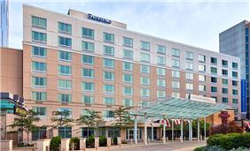 Marriott Indy Place Fairfield Exterior