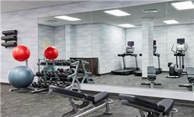 Marriott Indy Place Fairfield Fitness Center