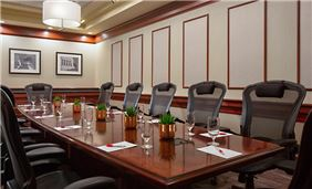 Marriott Indy Place Indiana Marriott Downtown Indianapolis Boardroom