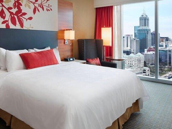 JW Marriott Indianapolis